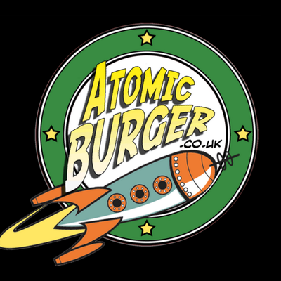 official Atomic Burger logo