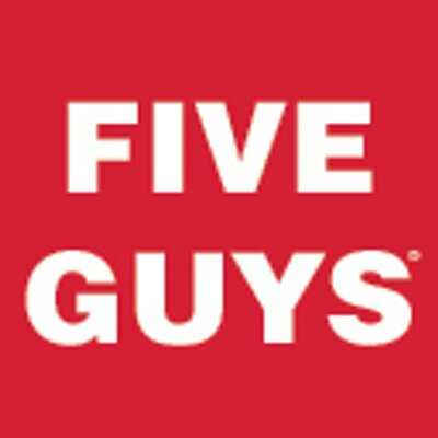 official Five Guys Burgers & Fries