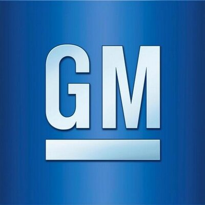 official General Motors logo