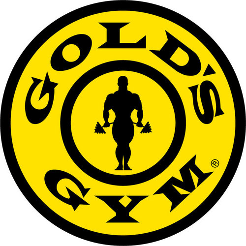 official Gold's Gym logo