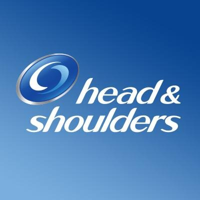 official Head & Shoulders Shampoo logo