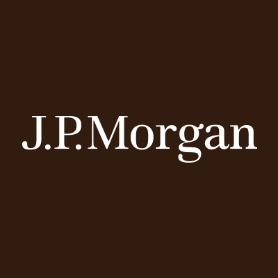 official J.P. Morgan logo