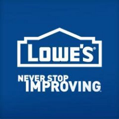 official Lowe's Home Improvement logo