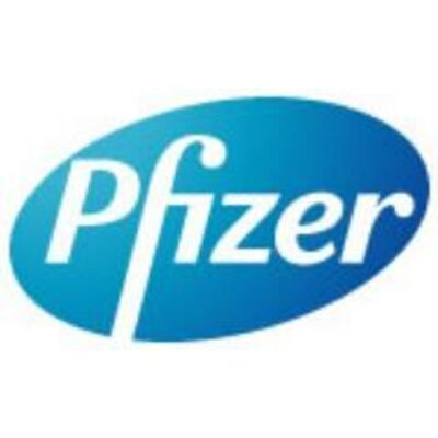 official Pfizer Inc. logo