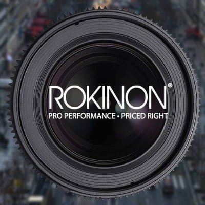 official Rokinon Lenses
