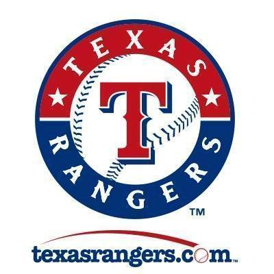 official Texas Rangers