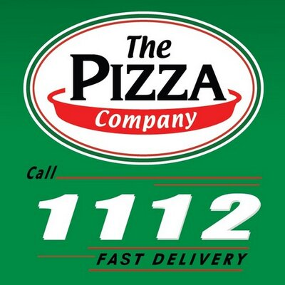 official The Pizza Company logo