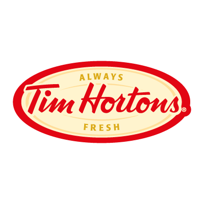 official Tim Hortons logo