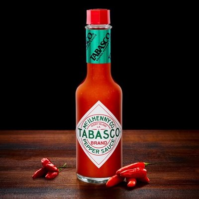 official TABASCO logo