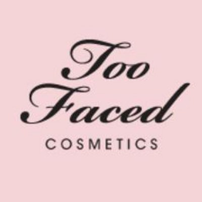 official Too Faced Cosmetics