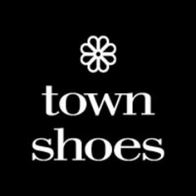 official Town Shoes logo